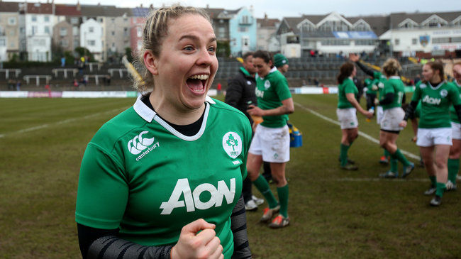50th Cap For Briggs In Unchanged Ireland Women's Team