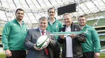 Aer Lingus Announces Partnership Deal With IRFU