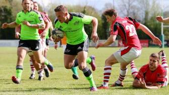 In-Form McCarthy On The Double For Munster 'A'