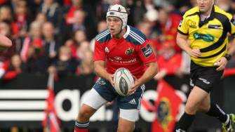 Munster Make Three Changes For PRO12 Final
