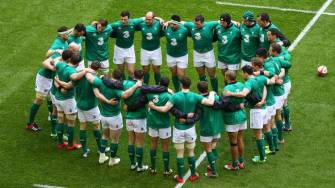 45 Players Named In Ireland Training Squad
