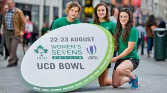 Ireland To Host World Rugby Women's Sevens Qualifier