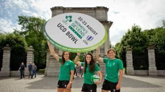 Irish Rugby TV: International Women's Sevens Comes To Dublin