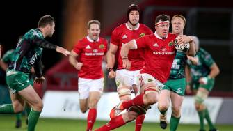 New Contracts For Munster Trio