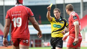 Brace Selected As Referee For World Rugby U-20 Championship