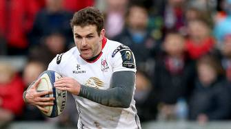 Ulster Welcome Back International Trio
