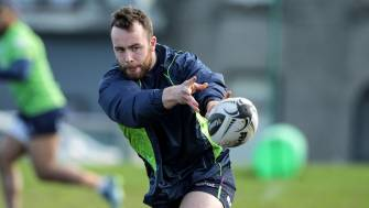 O'Leary And Cooney At Half-Back For Connacht