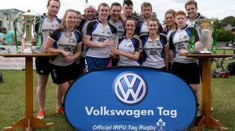 New Cork Volkswagen Tag Venue at UCC
