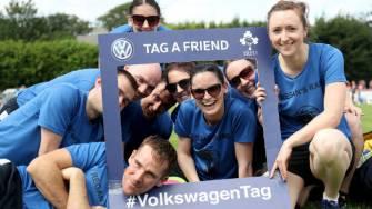 IRTV: Volkswagen Tag All-Ireland A Huge Success