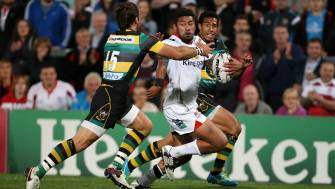 Piutau Stars As Ulster Hit Saints With First Half Flurry