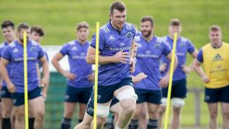 O'Mahony On The Bench For Much-Changed Munster