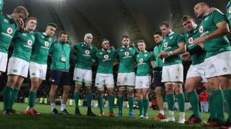 27-Man Ireland Squad Named For Chicago