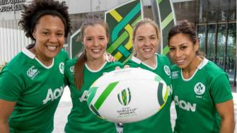 Ireland's WRWC 2017 Pool Matches Now Sold Out