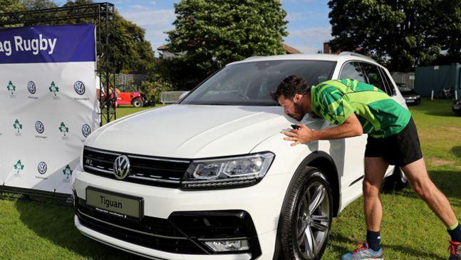 Win A Volkswagen Tiguan With Volkswagen Tag