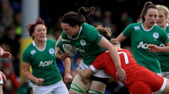 Ireland Women's Team Named For Scotland Clash