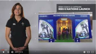 Irish Rugby TV: Inside Pass – Six Nations Episode 1
