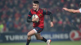 Murray Named In Munster Team For Toulouse Test