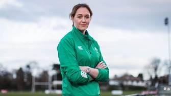 Reilly Reaches 50-Cap Milestone For Ireland Women