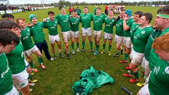Houston To Captain Ireland U-18 Clubs & Schools Team