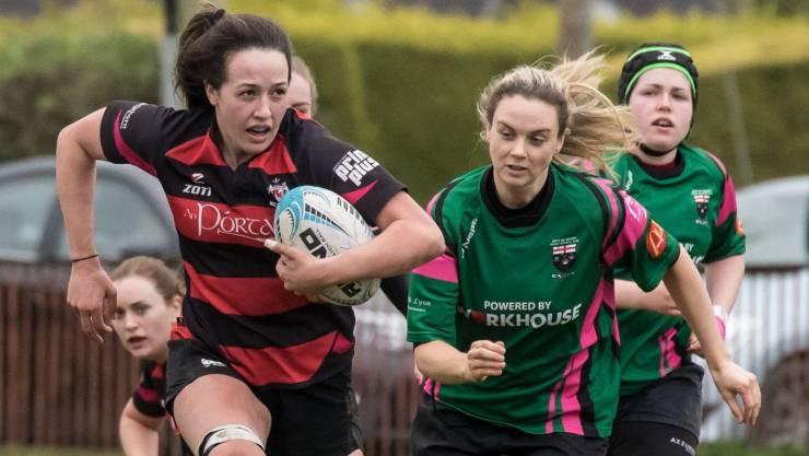 Tullamore Women Earn Promotion To All-Ireland League