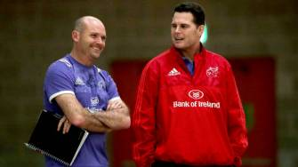 Erasmus And Nienaber To Leave Munster