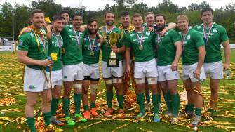 Ireland Men's Sevens Squad Selected For Clermont 7s