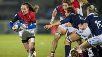France Confirm Squad For WRWC 2017