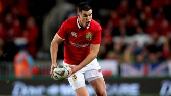 Sexton Starts For Lions, O'Mahony Misses Out