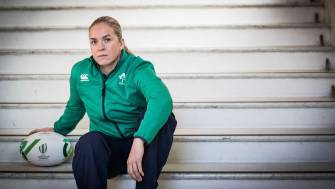 Niamh Briggs Ruled Out Of Women's Rugby World Cup