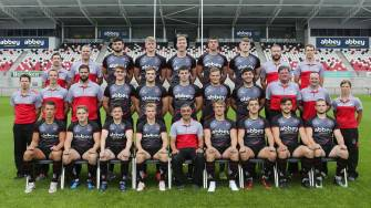 Ulster Announce Academy Squad For 2017/18