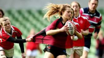 Ireland U-18 Girls Sevens Squad Named For UK School Games