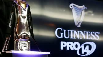 GUINNESS PRO14 Elite Referee Squad Includes Irish Quintet