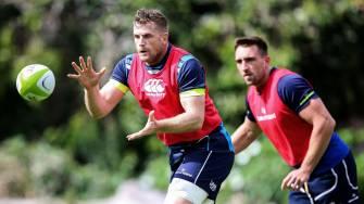 Heaslip Back In Full Training As Leinster Prepare For Dragons Test