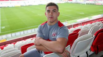 Stewart And McBurney Included In Ulster's Squad For South Africa