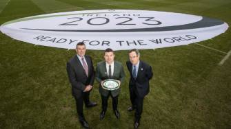 Ireland 2023 To 'Compete To Final Minute' Following World Rugby Recommendation