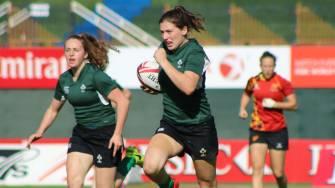 Ireland Women's Sevens Development Side Set Up Russia Clash