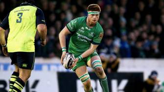 O'Brien Signs Two-Year Contract Extension With Connacht
