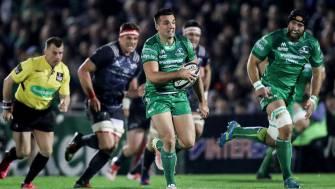 Connacht Make Three Changes For RDS Showdown