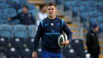 Sexton To Lead Leinster In New Year's Day Derby