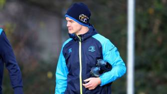 Sexton Available But Leinster Forward Trio To Miss Out