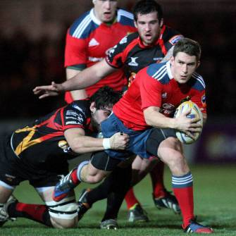 Keatley The Match Winner For Munster