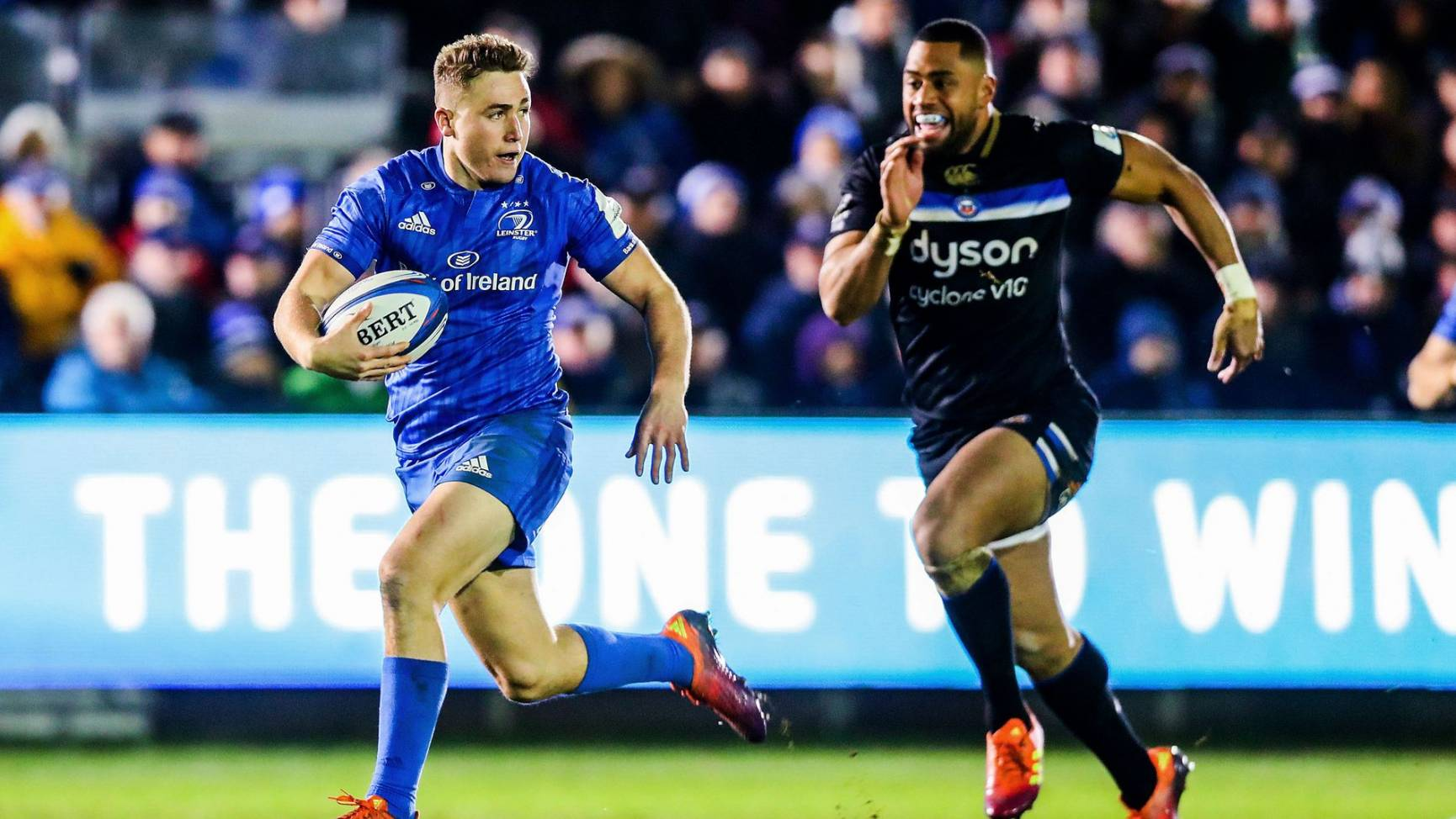 Larmour Try Leads Leinster To Four Hard-Earned Points
