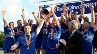 League Champions Leinster Finish With A Flourish
