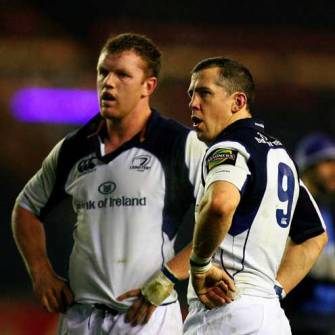 Leinster Mauled in Murrayfield