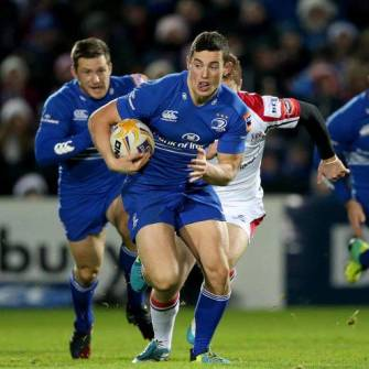 Leinster Overcome Ulster To Move Into Second
