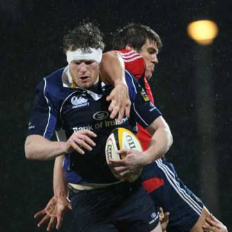 Leinster Take Over At Top After Dogged Derby Success