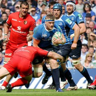 Leinster Trump Toulouse With Power-Packed Display