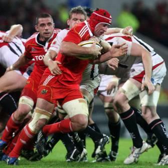 Munster Come Good For Bonus Point Triumph