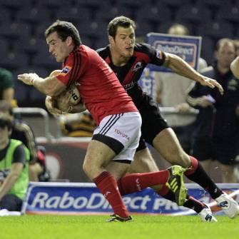 Munster Lose Grip On Top Spot