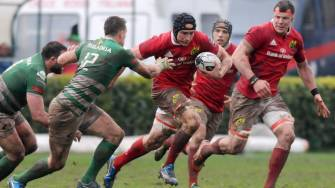 Munster Return To Sixth Spot After Squeezing Past Treviso